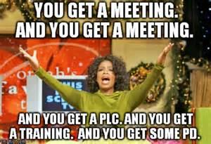 Meme Meeting - staff meeting memes memes