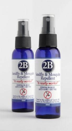 2b sandfly and mossie repellent southern wild