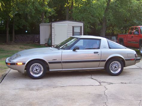 how cars run 1985 mazda rx 7 auto manual 1985 mazda rx 7 information and photos momentcar