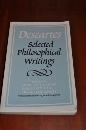 Philosophical Essays And Correspondence Descartes Rene Descartes by Robert Editors Descartes Author Profile News Books And