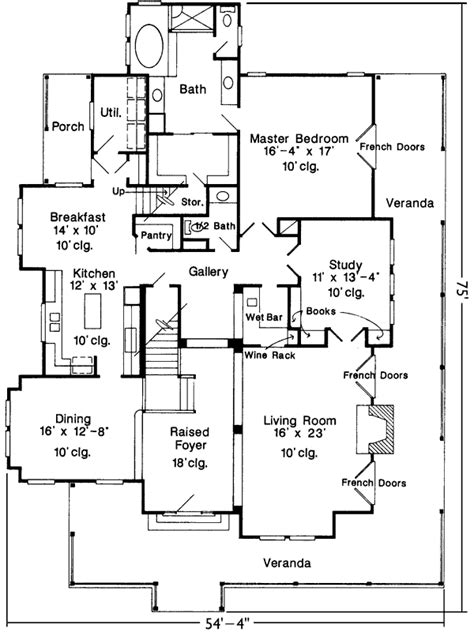 Plan 19226GT: Authentic Victorian Touches   Victorian