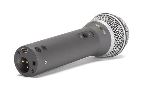 Samson Q2 Usb Microphone samson q2u usb mic hp20 headphone pkg