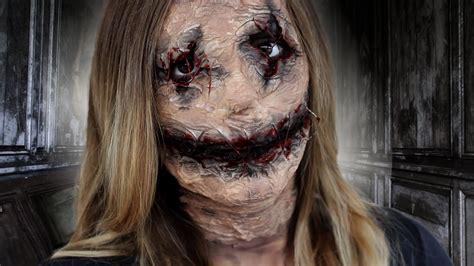 se filmer la pendule d halloween maquillage halloween poup 233 e vaudou voodoo doll youtube