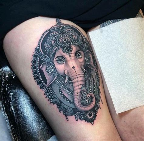 ganesha tattoo foot 25 beautiful ganesha tattoo ideas on pinterest ganesha