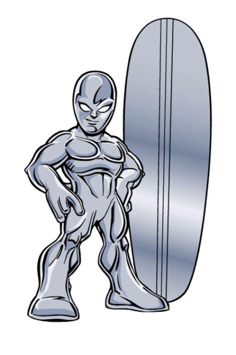 silver surfer cartoonbros