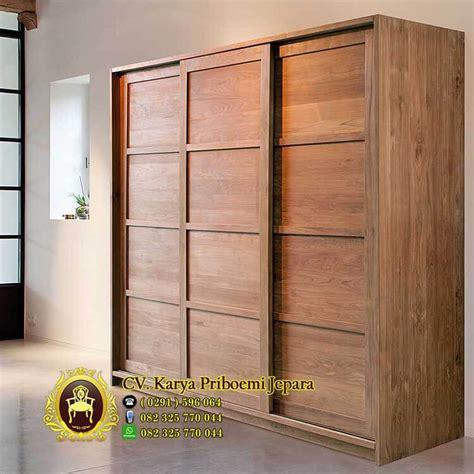 Lemari Minimalis Modern lemari pakaian jati minimalis modern