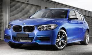 rendering 2015 bmw 1 series facelift autoevolution