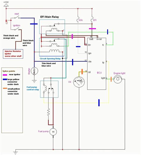 1994 toyota wiring diagram wiring diagram and
