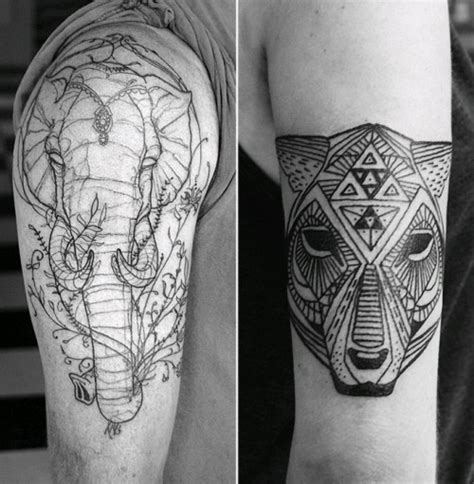 elephant tattoo groin 1000 images about peter aurisch on pinterest