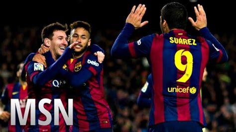 barcelona ke premier league trio msn takkan pernah mau ke premier league