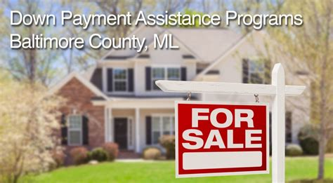 maryland time home buyer grant payment assistance programs