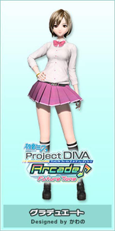 module hatsune miku project diva arcade future tone