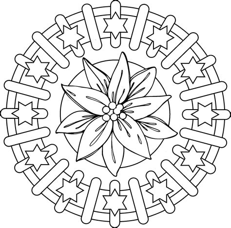 mandala coloring pages adults free printable mandalas for adults