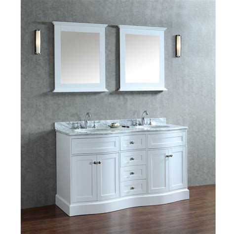 ariel by seacliff montauk 60 quot sink bathroom vanity