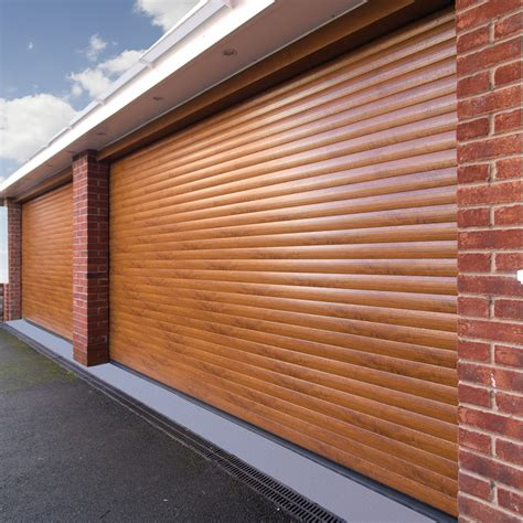 Roll Garage Doors Aluroll Security Shutters And Roller Garage Doors