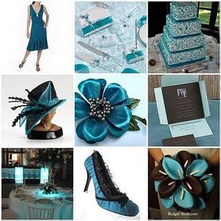 izahafizah theme color for wedding day teal aqua