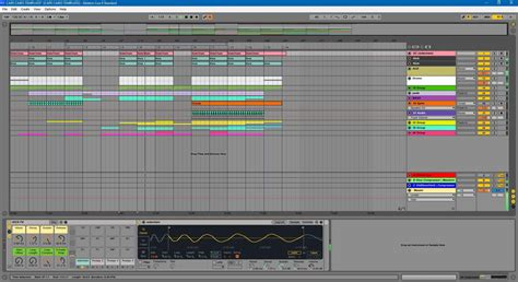 Melodic Progressive House Template For Ableton Live Myloops Ableton House Template