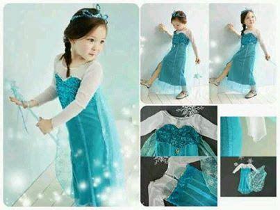 film elsa melahirkan anak jual gaun anak frozen queen elsa baju terusan dress