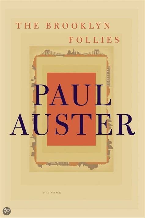 the brooklyn follies bol com the brooklyn follies paul auster 9780312429003 boeken