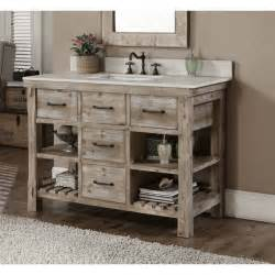 bathroom vanities rustic designs ideas mirror with frame built out old ammo boxes