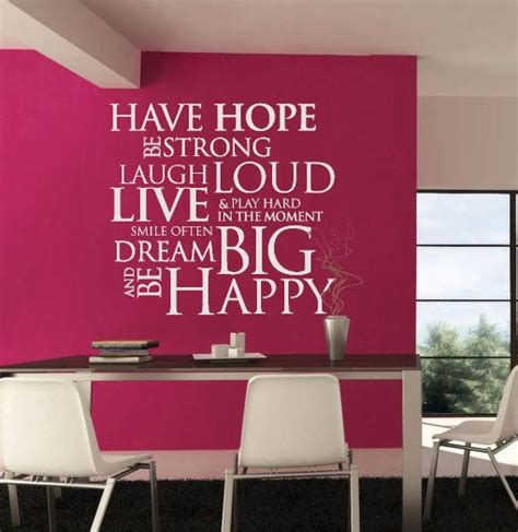 wording for walls decorating best 25 office wall decals ideas on