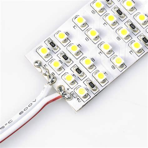 24v led strip lights bright white led strip lights 24v led tape light quad
