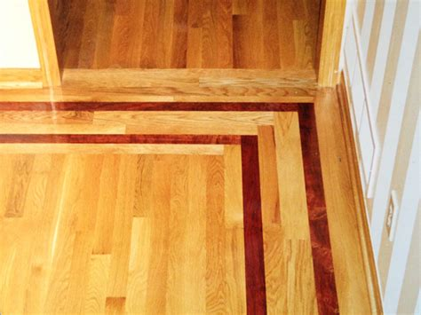 Hardwood Floor Border Design Ideas Hardwood Flooring Photo Gallery Floor One Flooring