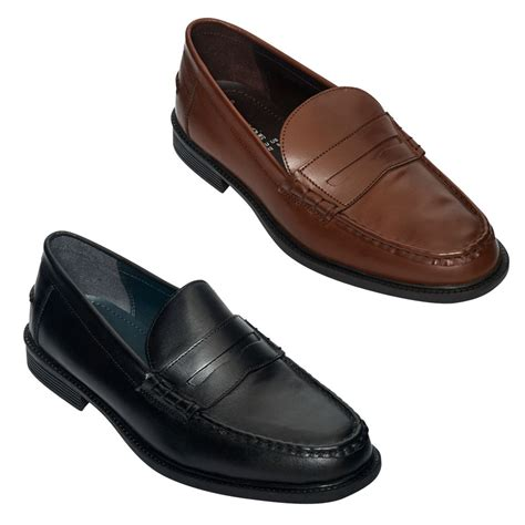office comfort shoes men s shoe tailor leather slip on loafers casual comfort