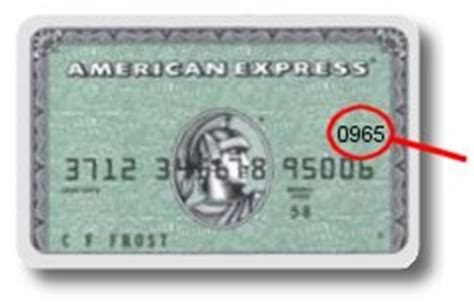 Security Code On Amex Gift Card - security code