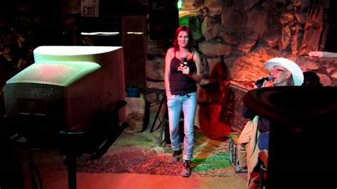 rhonda haberer badlands rhonda singing karaoke at la kiva 11202012 mvi 4490 youtube
