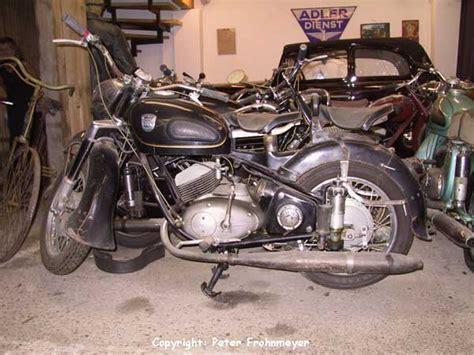 Classic Motorrad Museum by Adler Museum