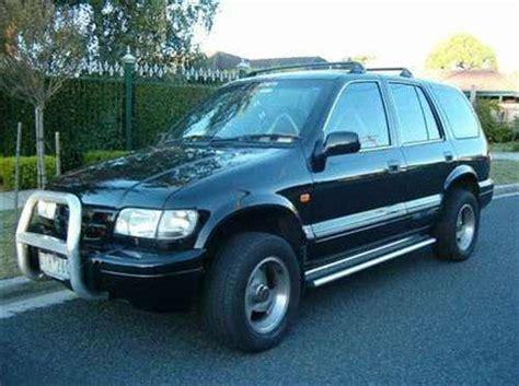 kia sportage 2000 interior 2000 used kia sportage 4x4 car sales melbourne vic 10 600