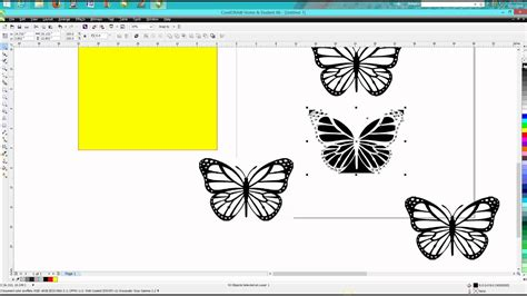 corel draw tips tricks clip to vector