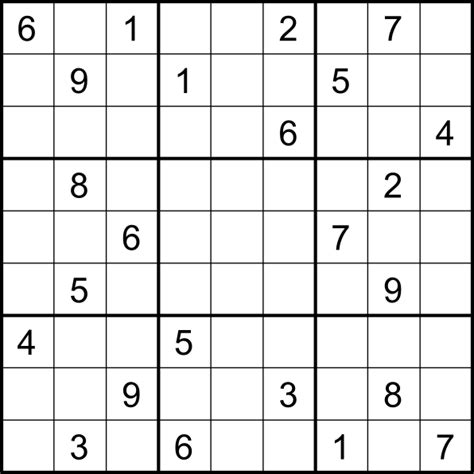 Puzzle No 262 263 A Disjoint Groups Sudoku And A