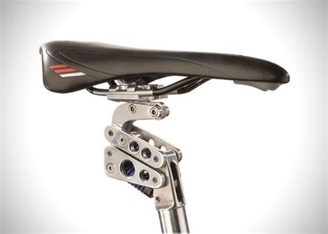 most comfortable suspension bodyfloat bike seat post equipped with suspension system