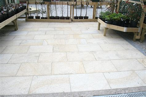 Paving Materials S N Granite Limestone Patio Pavers