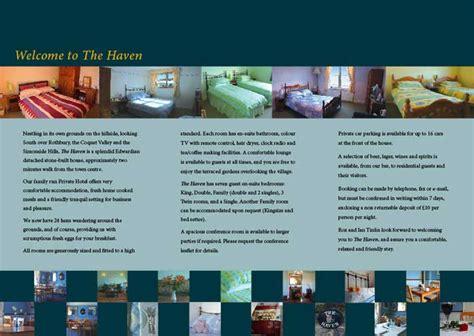leaflet design exles leaflet design exles images