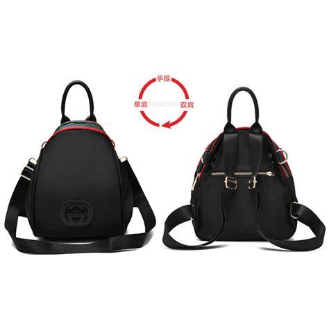 Tas Ransel Wanita Tuskbag Mini tas ransel mini wanita black jakartanotebook