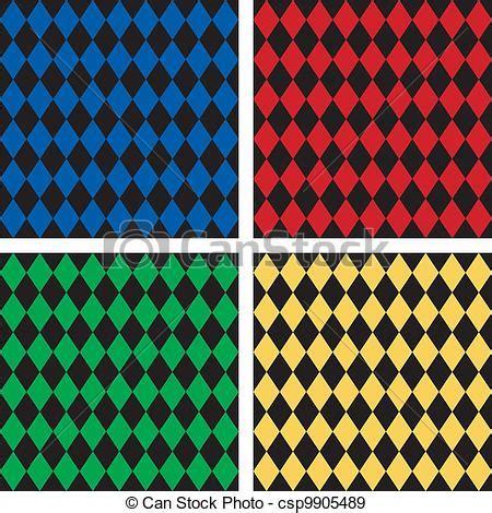 drawing harlequin pattern eps vectors of seamless harlequin patterns harlequin