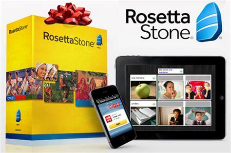 rosetta stone groupon rare rosetta stone deal from groupon save a ton
