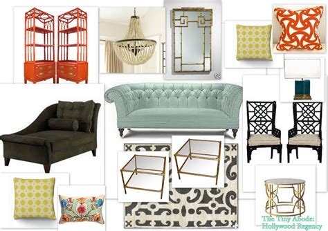 what is hollywood regency the tiny abode hollywood regency my very first mood board