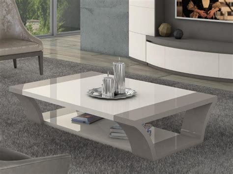 grey modern coffee table aleal carlotta coffee table high gloss coffee table