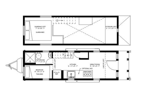 tumbleweed tiny house floor plans tumbleweed tiny house plans numberedtype