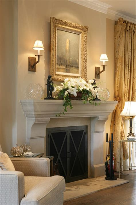rocky fireplace mantel kits  displays classic  captivating adornements housebeauty