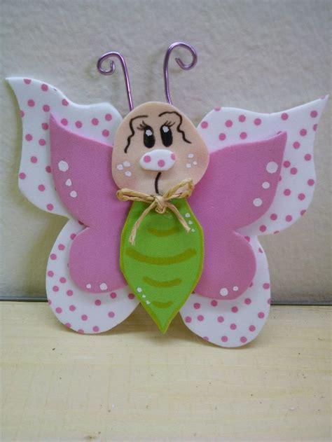 manualidades de foami mariposa en goma eva manualidades en goma eva y foami