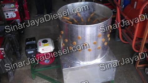 Harga Mesin Perontok Bulu Ayam Potong product category mesin pencabut bulu ayam sinar jaya diesel