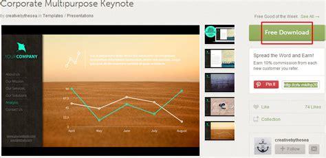 keynote theme edit download corporate multipurpose keynote presentation