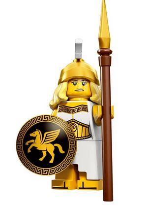 Lego Minifigure Battle Goddess Series 12 battle goddess brickipedia fandom powered by wikia