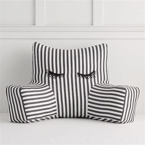 lounge pillow cover the emily meritt lashes lounge pillow cover pbteen