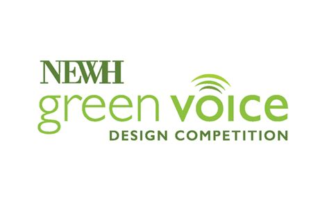 design contest 2018 newh green voice design competition 2017 2018 contest